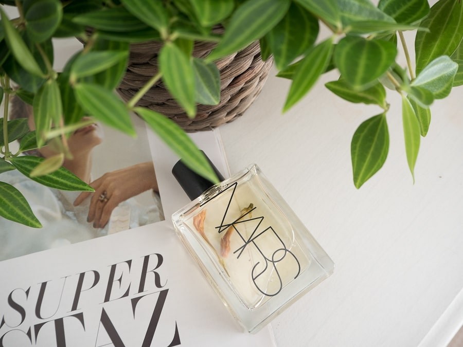 nars monoi body oil